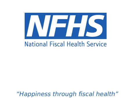 The National Fiscal Health Service Logo